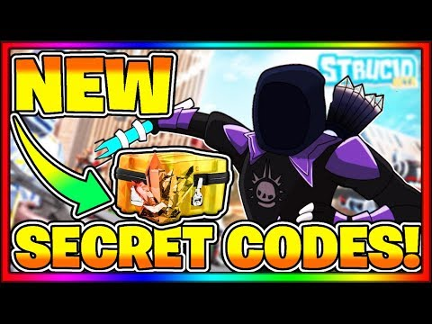 Codes For New Skins Strucid | StrucidPromoCodes.com