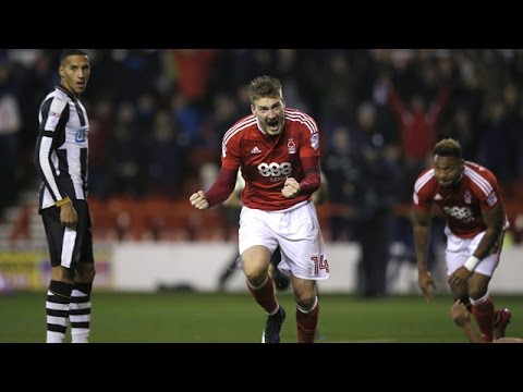 Highlights: Forest 2-1 Newcastle (02.12.16)