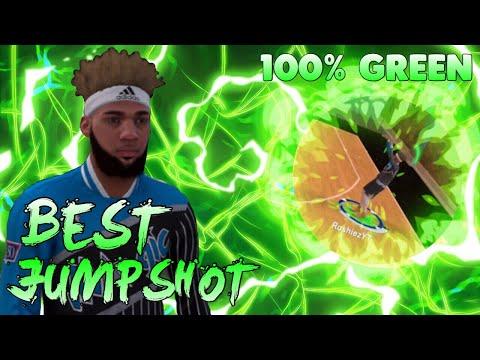 AUTOMATIC GREEN JUMPSHOT! NBA 2K20