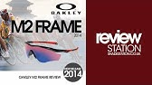 961b5ea5208 Oakley M Frame - Sweep - Jet Black - Persimmon - YouTube