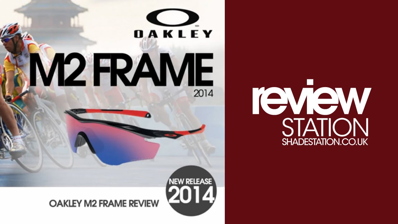 james from oakley talks m2 frame eyewear shade station