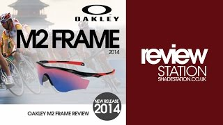 James from Oakley Talks M2 Frame Eyewear | Shade Station