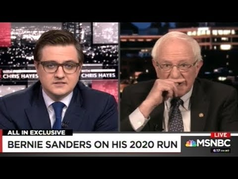 Hillary Supporter Tries To Blame Bernie Sanders For Trump Being President!