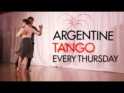 Argentine Tango Lessons Every Thursday 21.30 Dance TLV