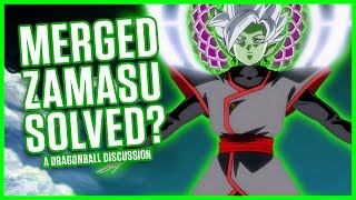 MERGED ZAMASU - SOLVED? | A Dragonball Discussion