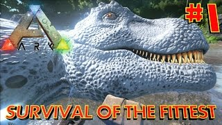 ARK SOTF (Survival Of The Fittest)