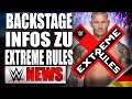 Backstage-Infos zu Extreme Rules!, Reaktionen auf Hulk Hogans Comeback   WWE NEWS 51/2018