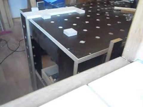 s gehilfe f r meine werkbank youtube. Black Bedroom Furniture Sets. Home Design Ideas