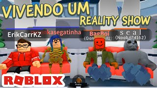 COMO is a REALITY SHOW at ROBLOX