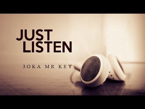 3oka MrKey - Just Listen: Freestyle 2016 Instrumentals : The Left - The Melody Written by : 3oka Mr Key Mixed by : Komy Cover Design :  Toufiq ATJ  Retrouvez 3oka Mr Key sur :  Facebook     : http://www.fb.com/3okaMrKey Twitter      : http://www.twitter.com/3okaMrKey Instagram    : http://www.instagram.com/3okaMrKey Snapchat     :    Oukamrkey soundcloud   : https://soundcloud.com/3okamrkey  Management & Booking : 3oka.Mr.Key@gmail.com  LYRICS: --------------------------------------------------------- [Sample]: But now, love is so much better And Lord knows, if my words don't come together Just listen to the melody Cause my love Is in there
