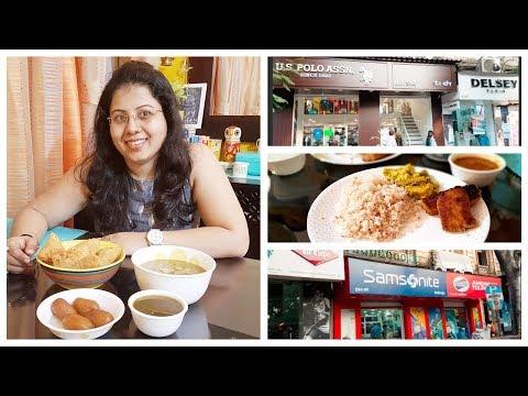 My Sunday Vlog - Shopping At Lower Parel Mumbai | Bengali Fish Fry Recipe | Maitreyee's Passion