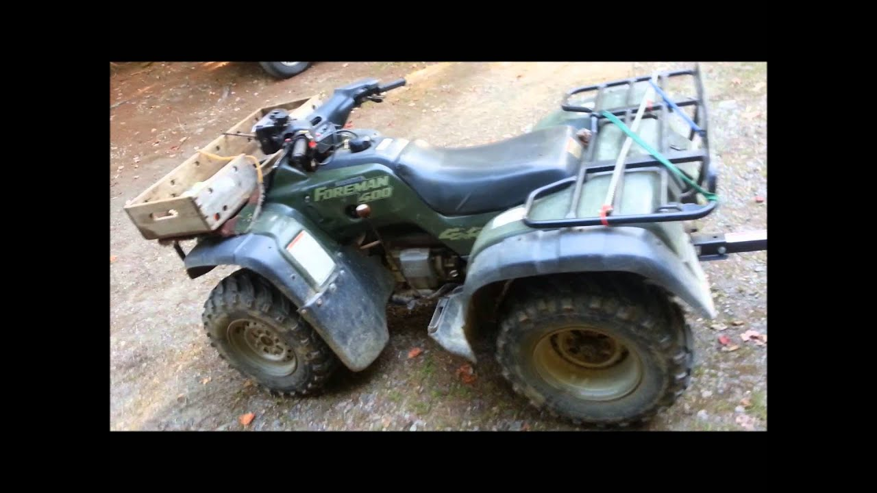Honda Quad For Sale