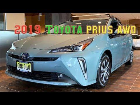 New  Toyota Prius AWD Hybrid    Car Shoping_YouCar