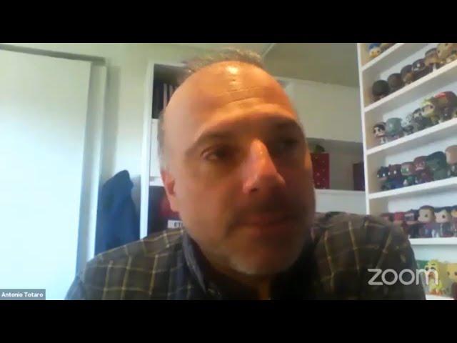 Gente Que Fala - Antonio Totaro