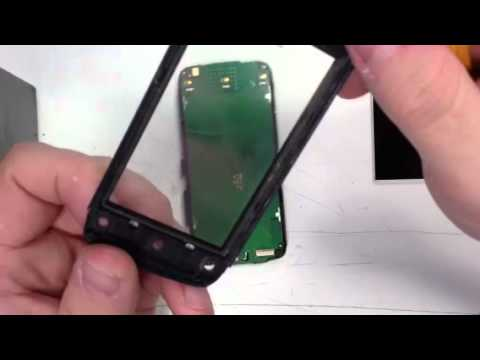 How to replace a Nokia c5-03 LCD screen or digitizer