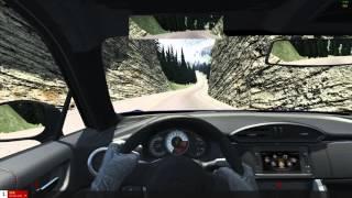 Assetto Corsa - Toyota GT86 @ Lake Louise 2.08 23km Free Roam