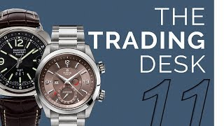 The Trading Desk: Looking at Entry Level Watches and Warranties
