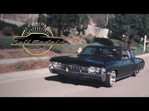 Joe Ray & His 1963 Cadillac Eldorado - Lowrider Roll Models Ep. 12
