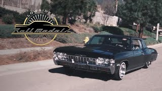 Фото с обложки Joe Ray & His 1963 Cadillac Eldorado - Lowrider Roll Models Ep. 12