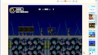 Ultimate Flash Sonic 1001 Games Online