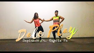 Zumba | Dale Play by Sapienza ft. Garcia Pa' | Dance Fitness | Masterjedai
