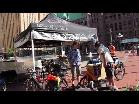 Minneapolis Bike Walk to Work Day Celebration