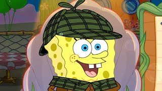 SpongeBob: Krusty Cook-Off - Unlock Detective Pants - The Best Cooking Games