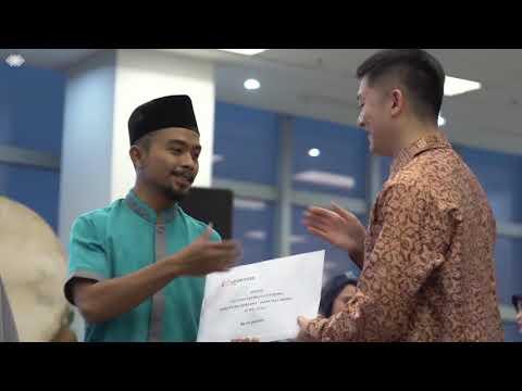 Acara Buka Puasa Bersama Sinar Mas Mining Jakarta Office 2019