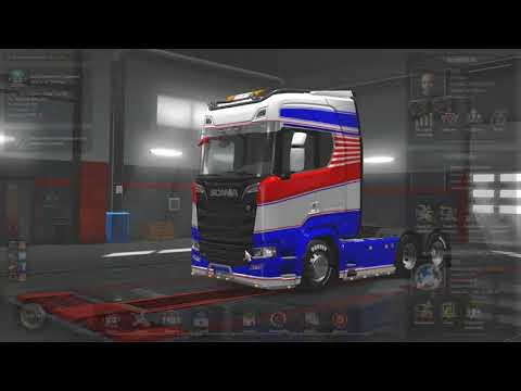 Как получить много денег в euro truck simulator 2