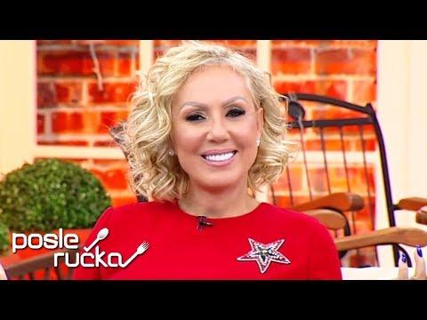 Lepa Brena - Intervju - Posle rucka - (Happy TV, 14.02.2018.)
