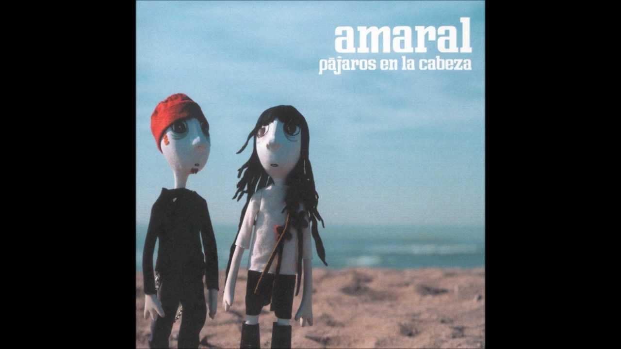 Amaral Desnuda 8. enamorada (amaral)