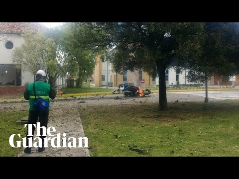 Bogotá car bomb kills at least nine people