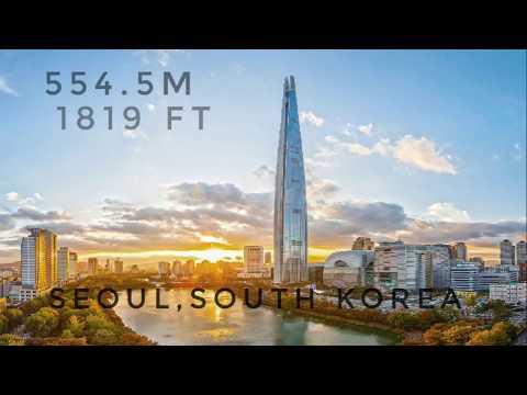 Top 10 Tallest Buildings in 2018