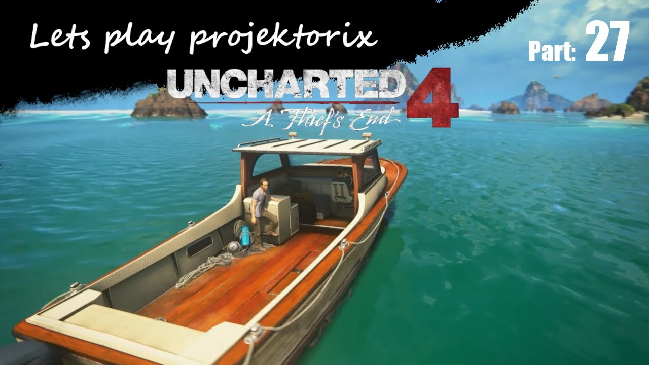 Uncharted 4 A Thief's End - Part 27 / Lets Play Deutsch / PS4