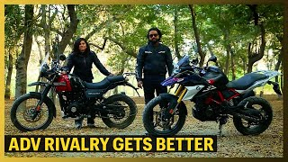 2020 Royal Enfield Himalayan vs BMW G 310 GS | Which sub Rs 3 lakh ADV to buy & why?