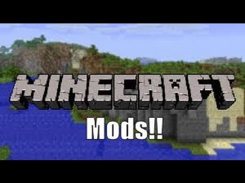 Minecraft: How To Install Mods Without Forge(1.8)