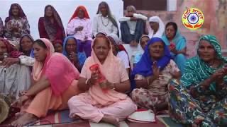 Haryanvi geet - Guru ji main to ghani dor te aai ,  shri sanatan dharam mandir , samargopalpur