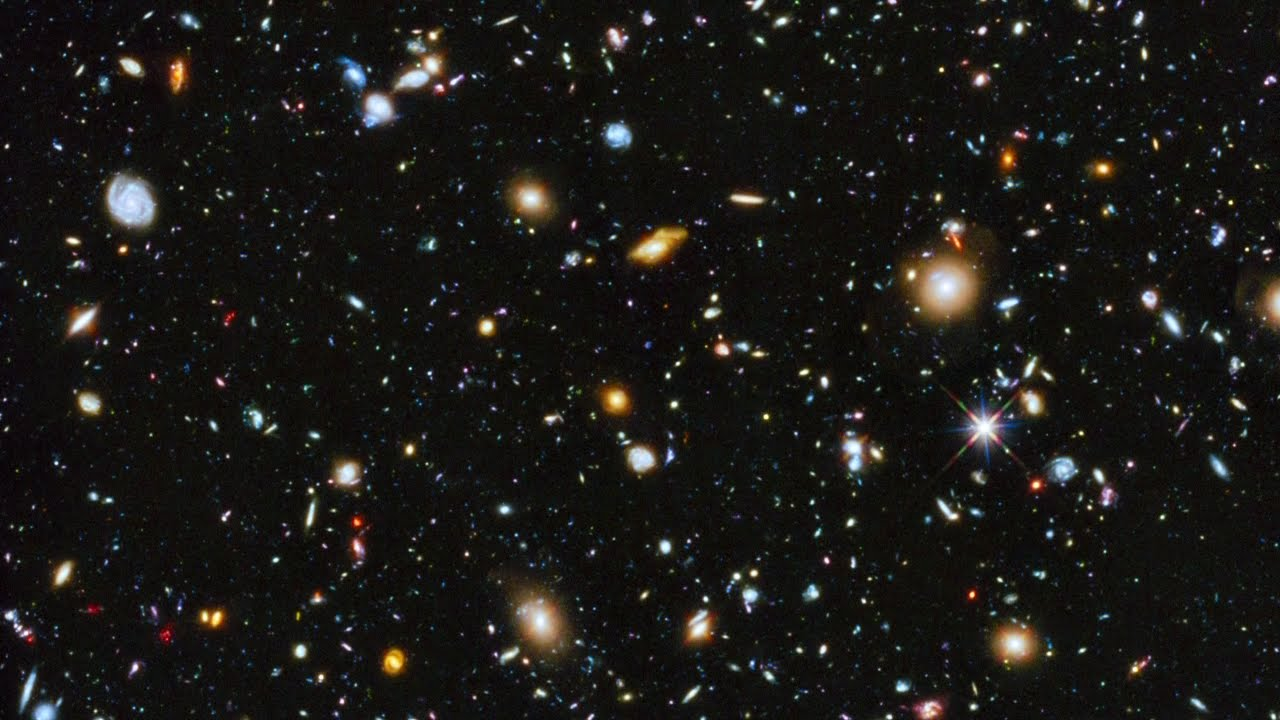 Zoom Into The Hubble Ultra Deep Field YouTube - Amazing videos hubble telescopes yet