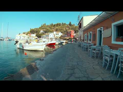 PAXOS ISLAND GREECE - 2013 VIDEO HD