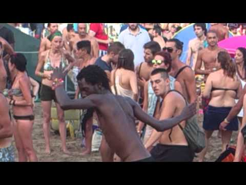 XX EUROPEAN REGGAE FESTIVAL ROTOTOM BENICASIM