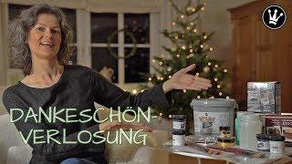 DANKESCHÖN-WEIHNACHTS-VERLOSUNG |  Neuigkeiten |  Ausblick auf 2018 |  ein paar liebe Worte