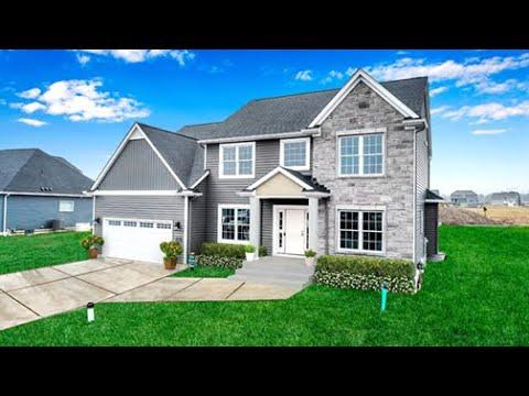 Forbes Capretto Homes 3353 Cross Creek, Hamburg, NY 14075 Video