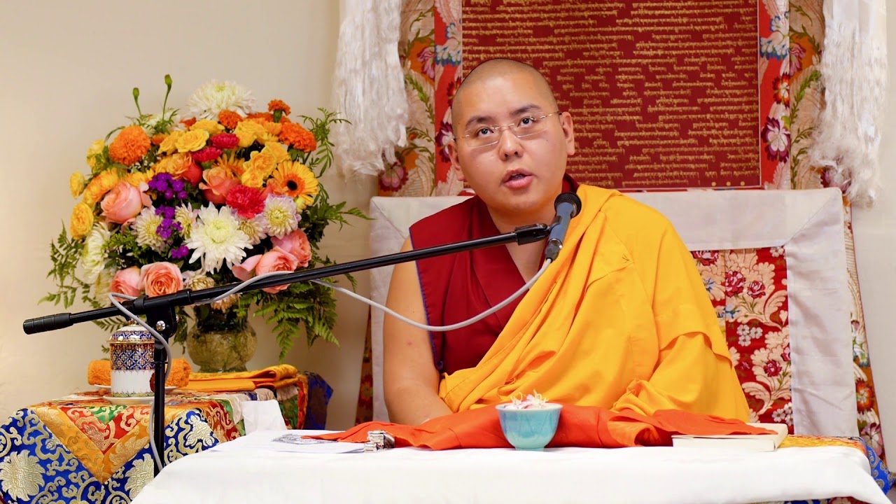 HE Ling Rinpoche - Ocean of Compassion Buddhist Center