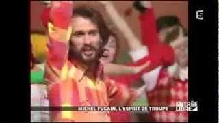 Michel Fugain et Pluribus chez Entrée Libre