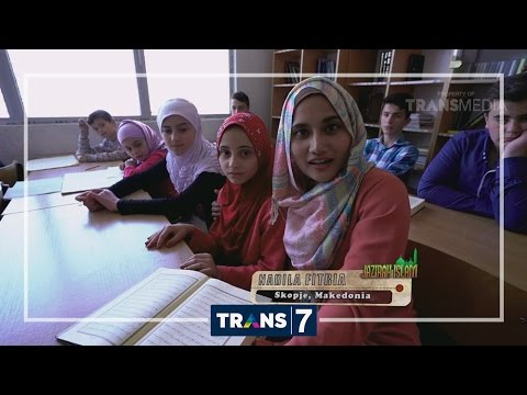 JAZIRAH ISLAM - KANTONG MUSLIM DI EROPA TIMUR (27/6/16) 2-1