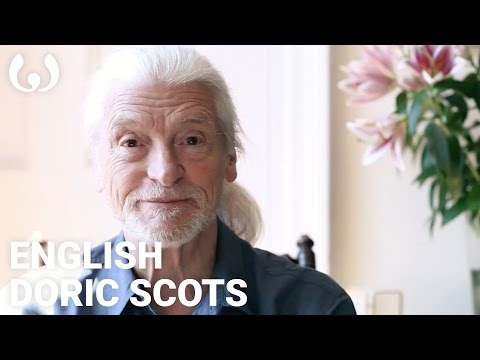 WIKITONGUES: David speaking Doric Scots and English