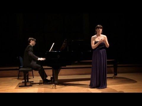 Duos voix et piano 9 me concours de lyon youtube - Concours international de musique de chambre de lyon ...