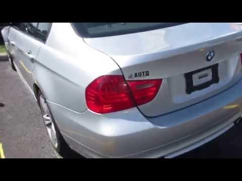 A0840 2009 BMW 335 IX SILVER (300 HP)