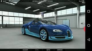 Sportscar challenge 2 - Bugatti Veyron Grand Sport Vitesse