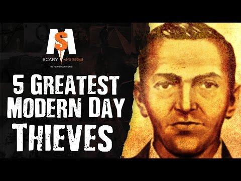 5 GREATEST Modern Day THIEVES
